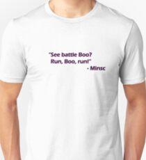 Minsc - See battle Boo? T-Shirt