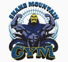 SNAKE MOUNTAIN GYM | Unisex T-Shirt