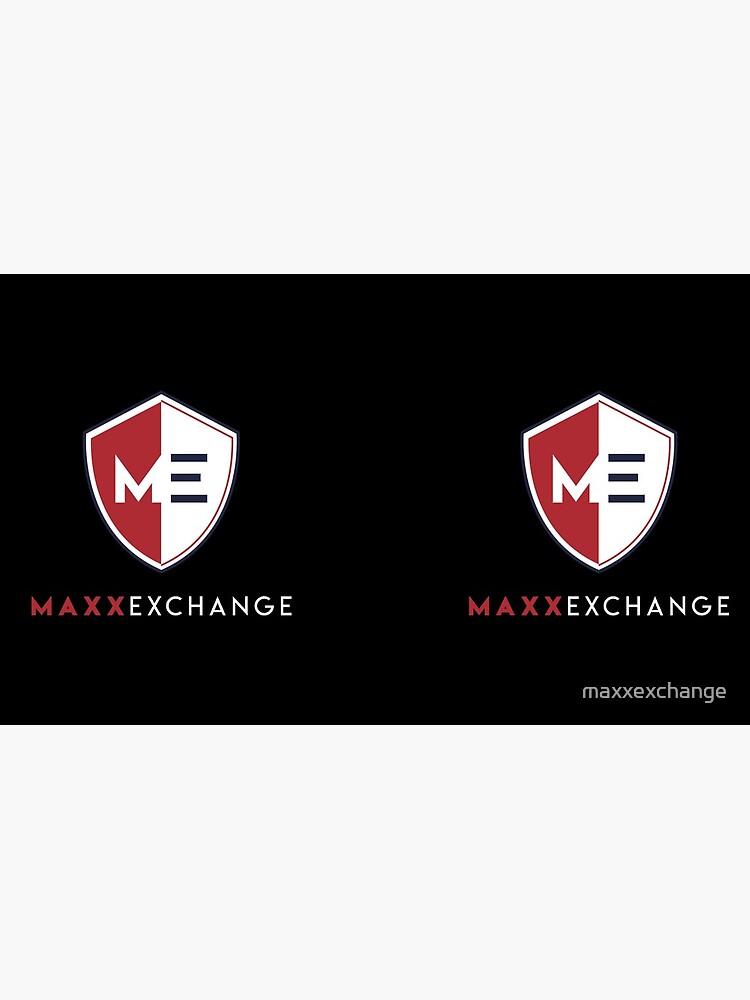 Maxx Exchange Brand Name Trademark Insignia Badge. by maxxexchange
