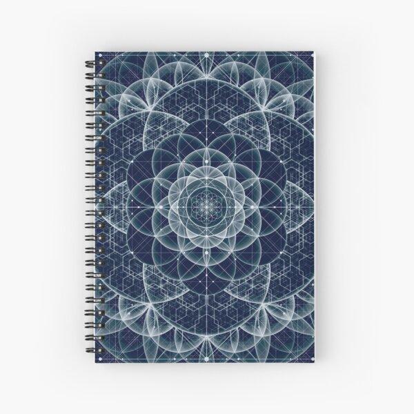 Cosmic Field Spiral Notebook