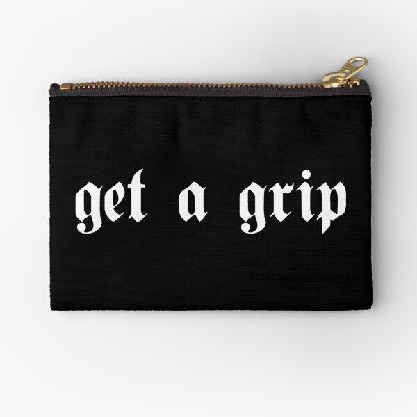 GET A GRIP Zipper Pouch