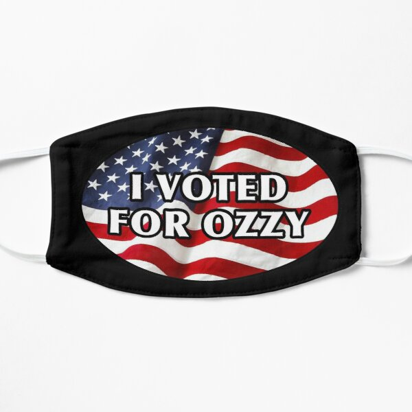 I Voted for Ozzy! Mask