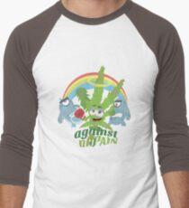 Pain Fighter Men's Baseball ¾ T-Shirt