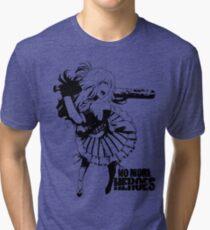 Bad Girl  Tri-blend T-Shirt
