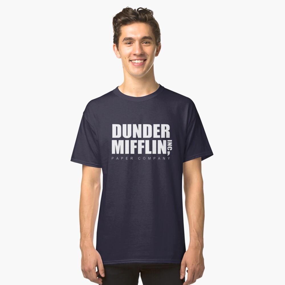 Dunder Mifflin Classic T-Shirt Front