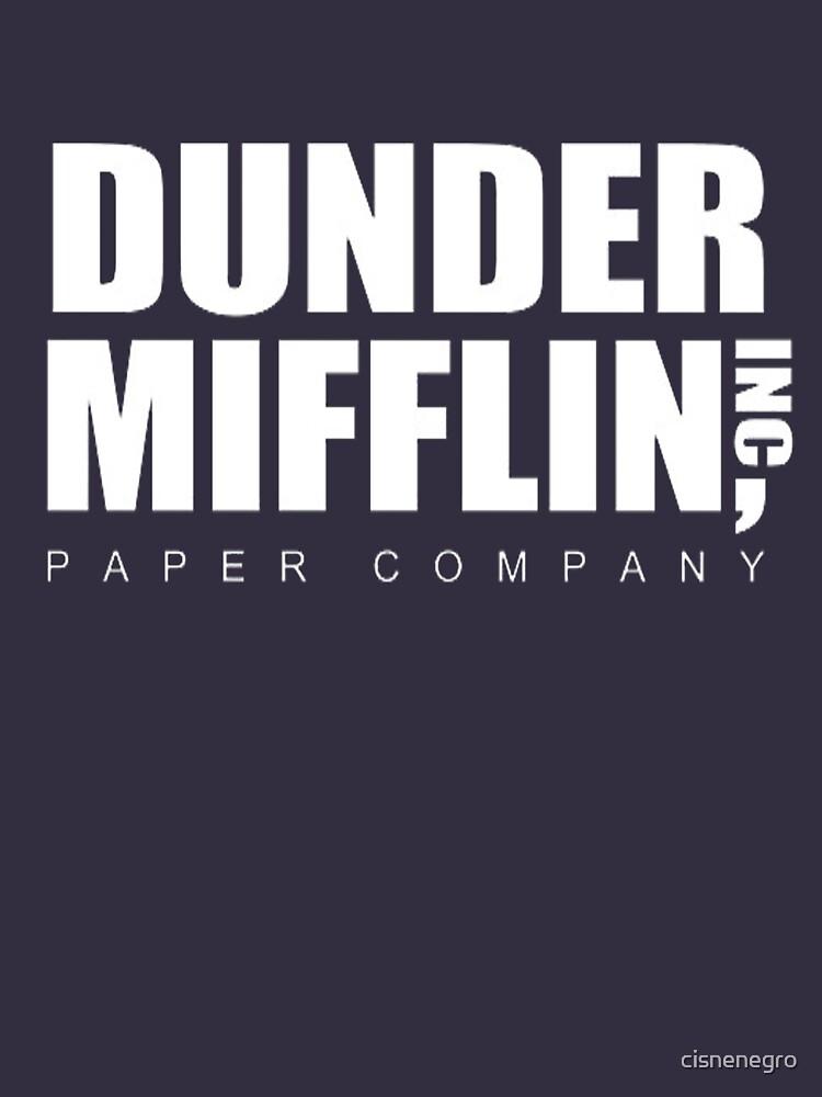 Dunder Mifflin | Unisex T-Shirt