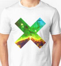 Hubble Dope Cloud Nebula Green Version | Mathematix by Sir Douglas Fresh Unisex T-Shirt