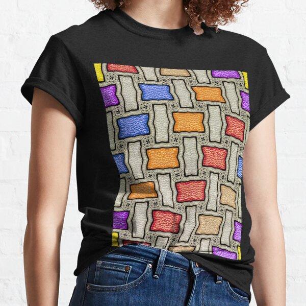 Victorian Conblock in Colors Classic T-Shirt
