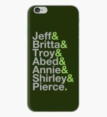 Community Jetset iPhone Case