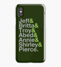 Community Jetset iPhone Case