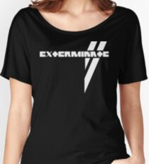 Du Hast Exterminated Women's Relaxed Fit T-Shirt