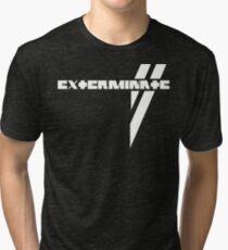 Du Hast Exterminated Tri-blend T-Shirt