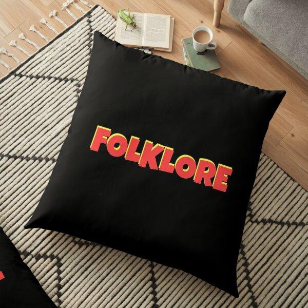 Folklore Coussin de sol