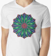 Ahna Mandala #2 Mens V-Neck T-Shirt