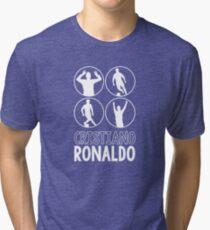Cristiano Ronaldo Tri-blend T-Shirt