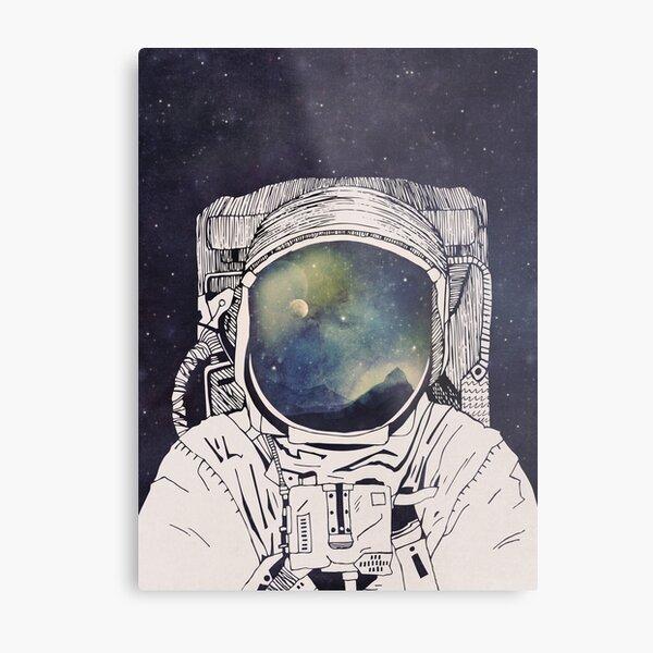Dreaming Of Space Metal Print