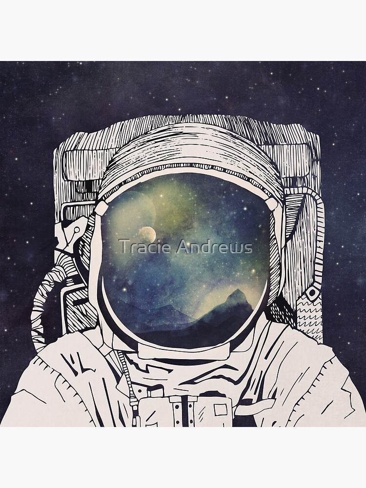 Dreaming Of Space by tracieandrews