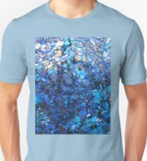 Looking through the hole where the window use to be Unisex T-Shirt