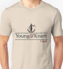 Young and Knott Legal Unisex T-Shirt