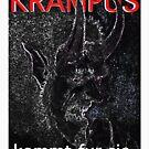 Krampus kommt fur sie. by Pete Janes