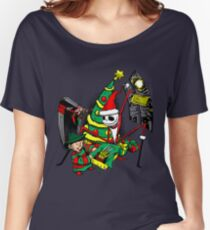 The Christmas Before Nightmare Women's Relaxed Fit T-Shirt