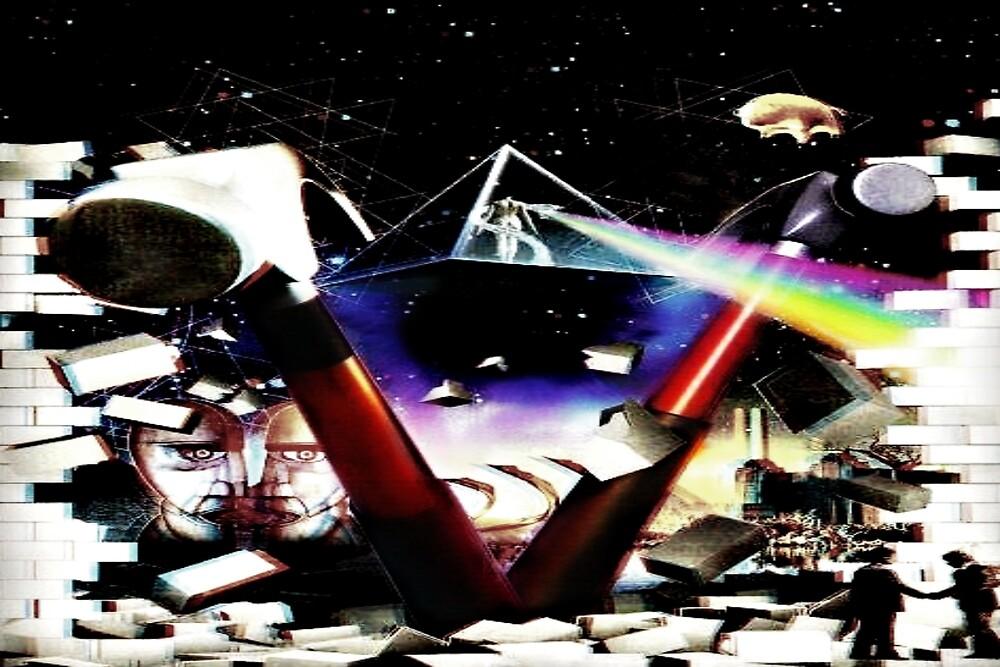 Pink Floyd by a7xnotready2diE
