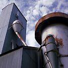 Mill And Dryer by WildestArt