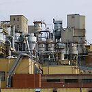 Industry by WildestArt