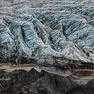 Svinafellsjokull Glacier by Peter Hammer