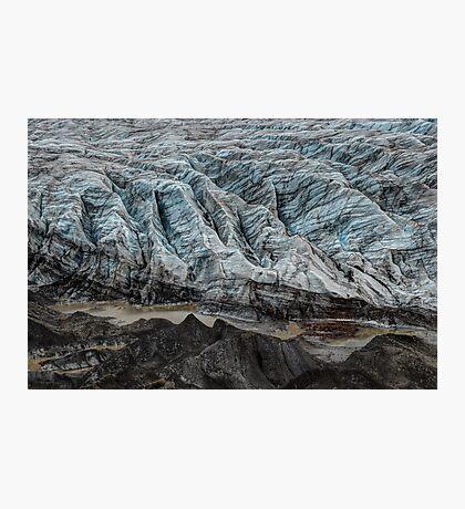 Svinafellsjokull Glacier Photographic Print