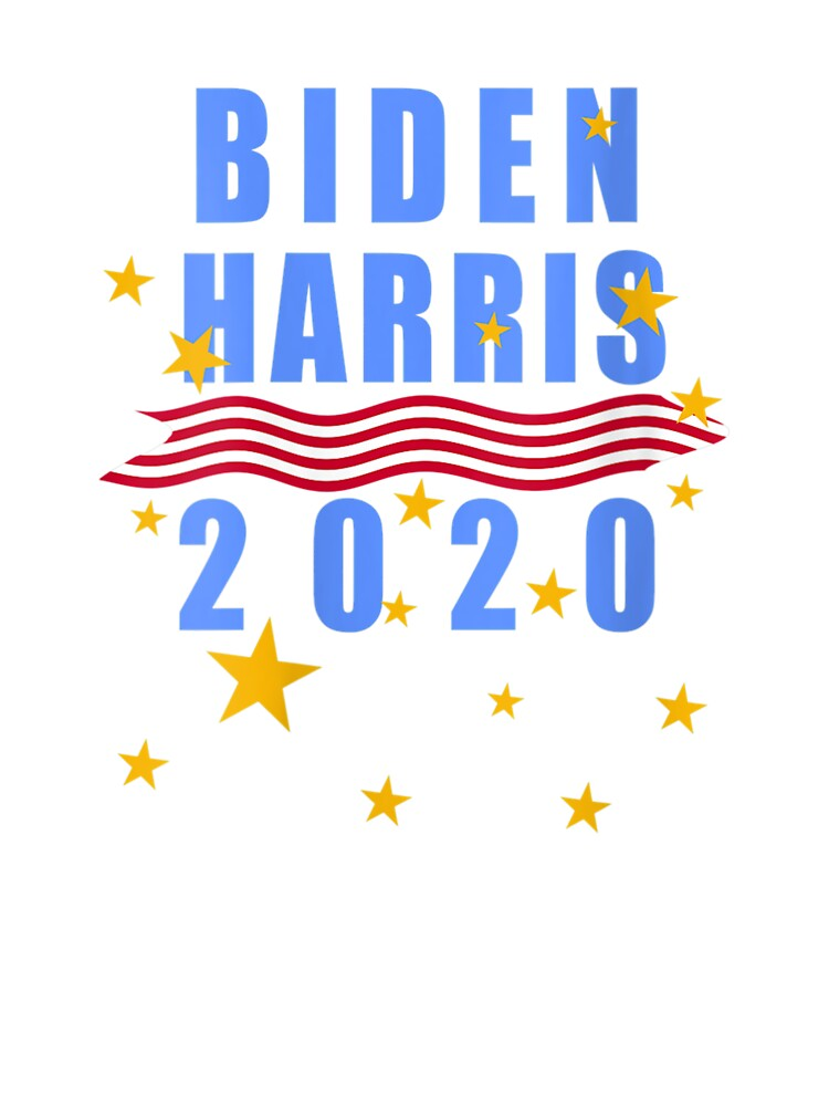Womens Biden Harris 2020 With American Flag Motifs Baby One Piece By Elinoremccorm Redbubble