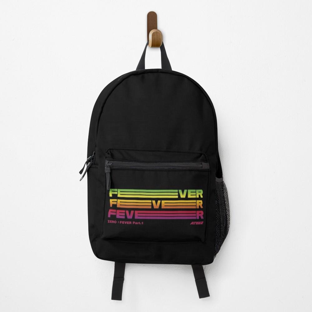 KPOP ATEEZ ZERO : FEVER Part.1 Backpack