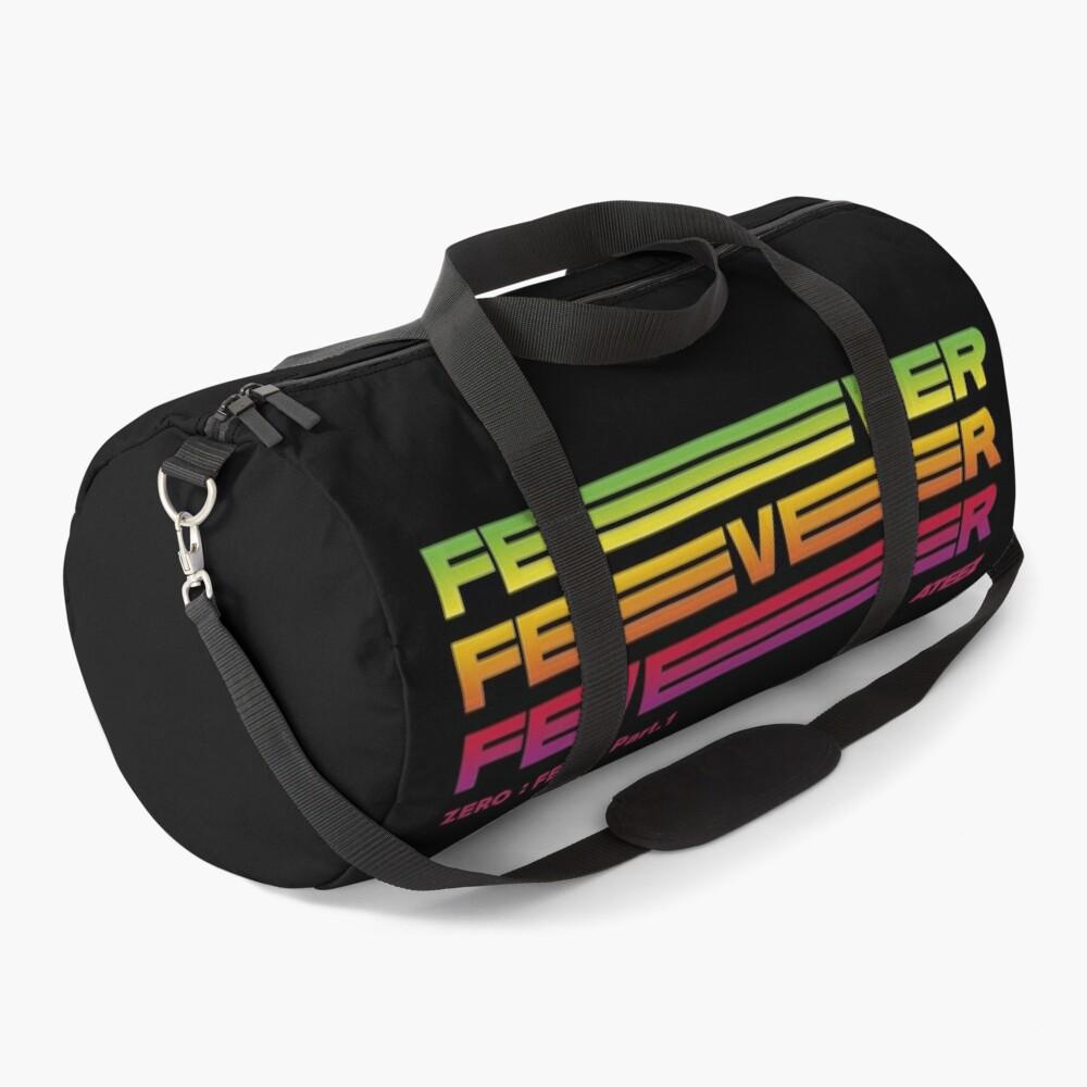 KPOP ATEEZ ZERO : FEVER Part.1 Duffle Bag