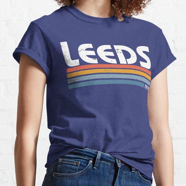 Leeds Vintage Retro Classic T-Shirt