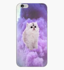Pastel Goth Kitty. iPhone Case