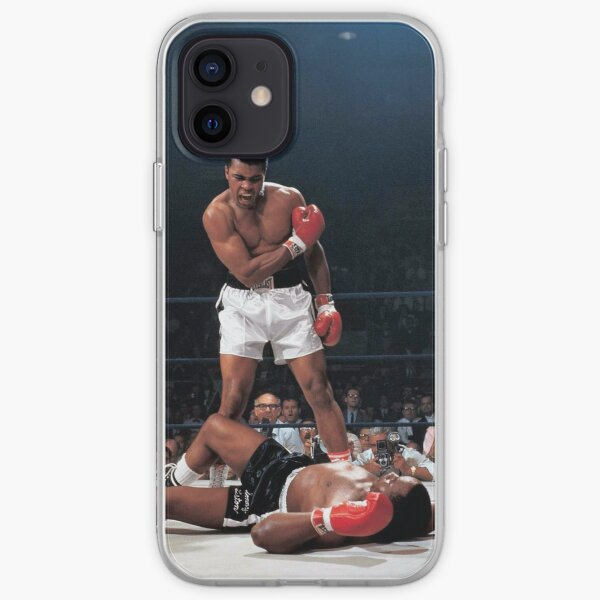 Mohammed ali iPhone Soft Case
