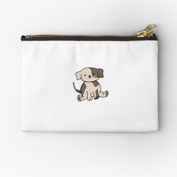 Cute Puppy Zipper Pouch