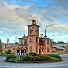 Kiama Post Office by Dilshara Hill
