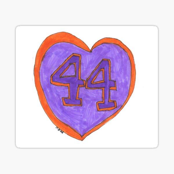 Westy 44 Sticker
