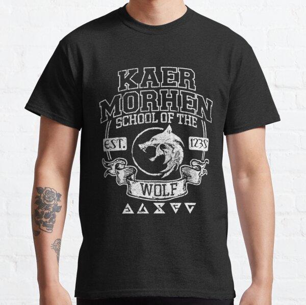Kaer Morhen, School of the wolf Classic T-Shirt