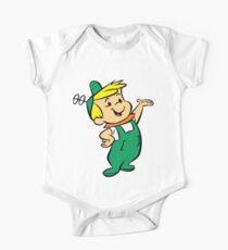 Body de manga corta para bebé Elroy Jetson