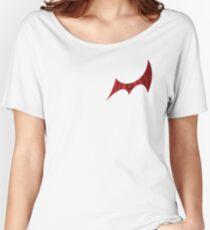 Monokuma (with circles) v2 Women's Relaxed Fit T-Shirt
