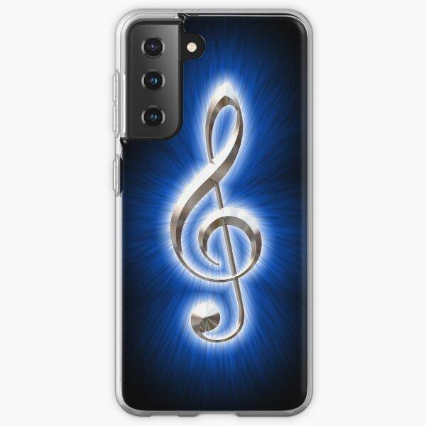 Radiating Music 2 Samsung Galaxy Soft Case
