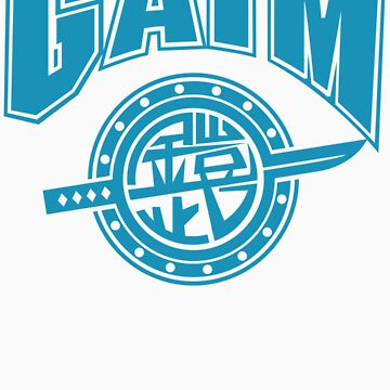 Gaim Crew (light blue) by lazerwolfx