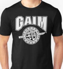 Gaim Crew (white) Unisex T-Shirt