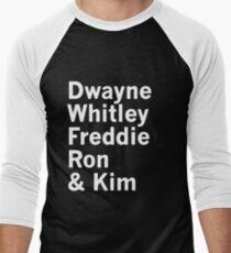 A Different World Crew Baseball ¾ Sleeve T-Shirt
