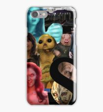 The S's of doctor who iPhone Case/Skin