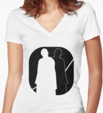 Star Wars - Anakin Skywalker Women's Fitted V-Neck T-Shirt