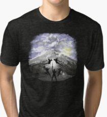 Morphin' and Fightin' Tri-blend T-Shirt
