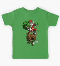 Santa Adventurer Extraordinaire  Kids Clothes